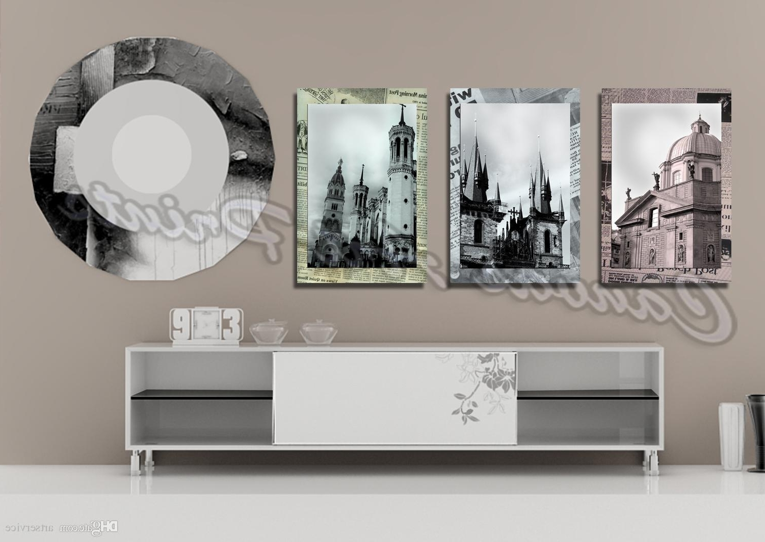 Framed Wall Art Sets Of 3 2018 Latest Large Framed Wall Art