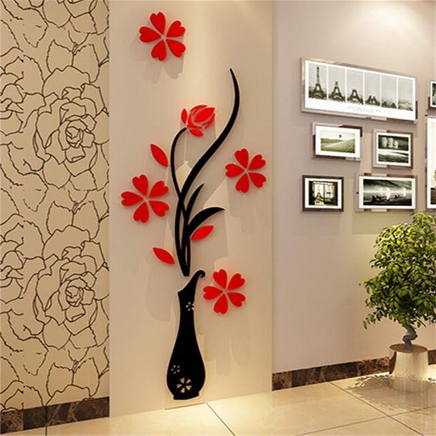 Wall Decoration Murale Top 15 Of Diy 3d Wall Art Decor