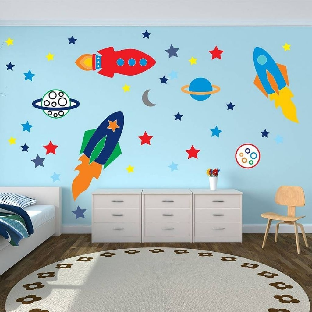 Art For Kids Bedroom 15 Best Wall Art Stickers For Childrens Rooms