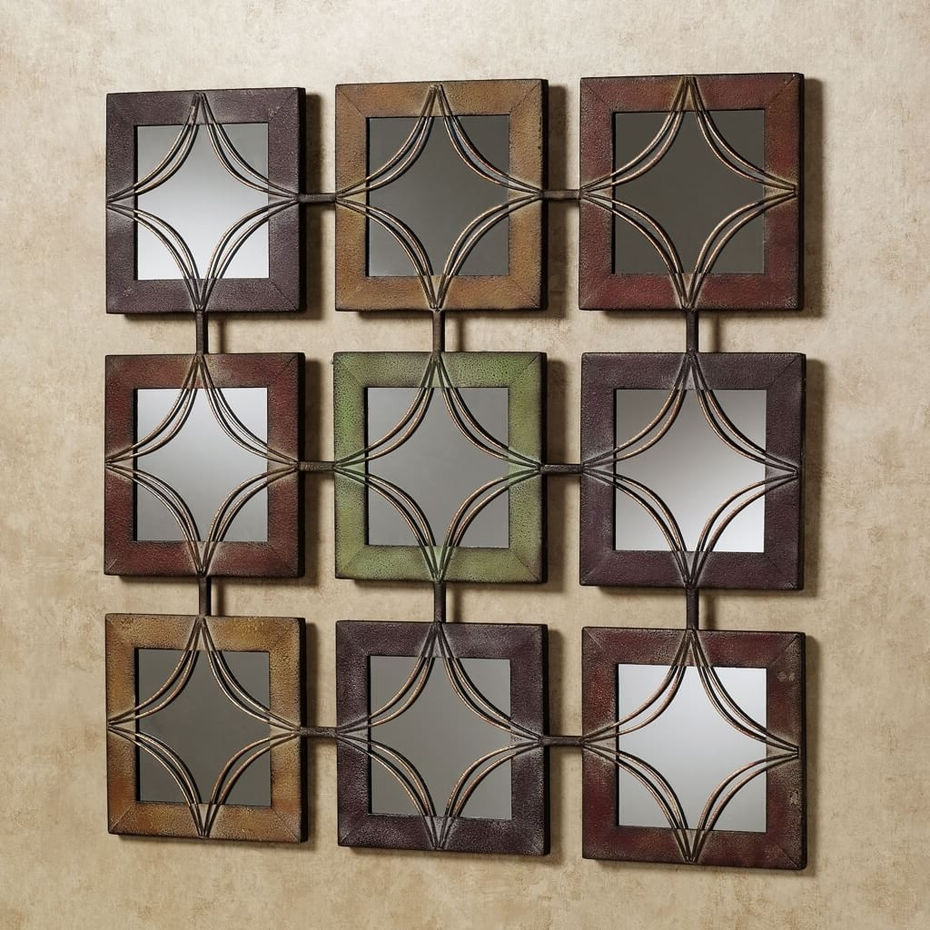Decorative Mirrors For Living Room 15 Collection Of Mirror Sets Wall Accents
