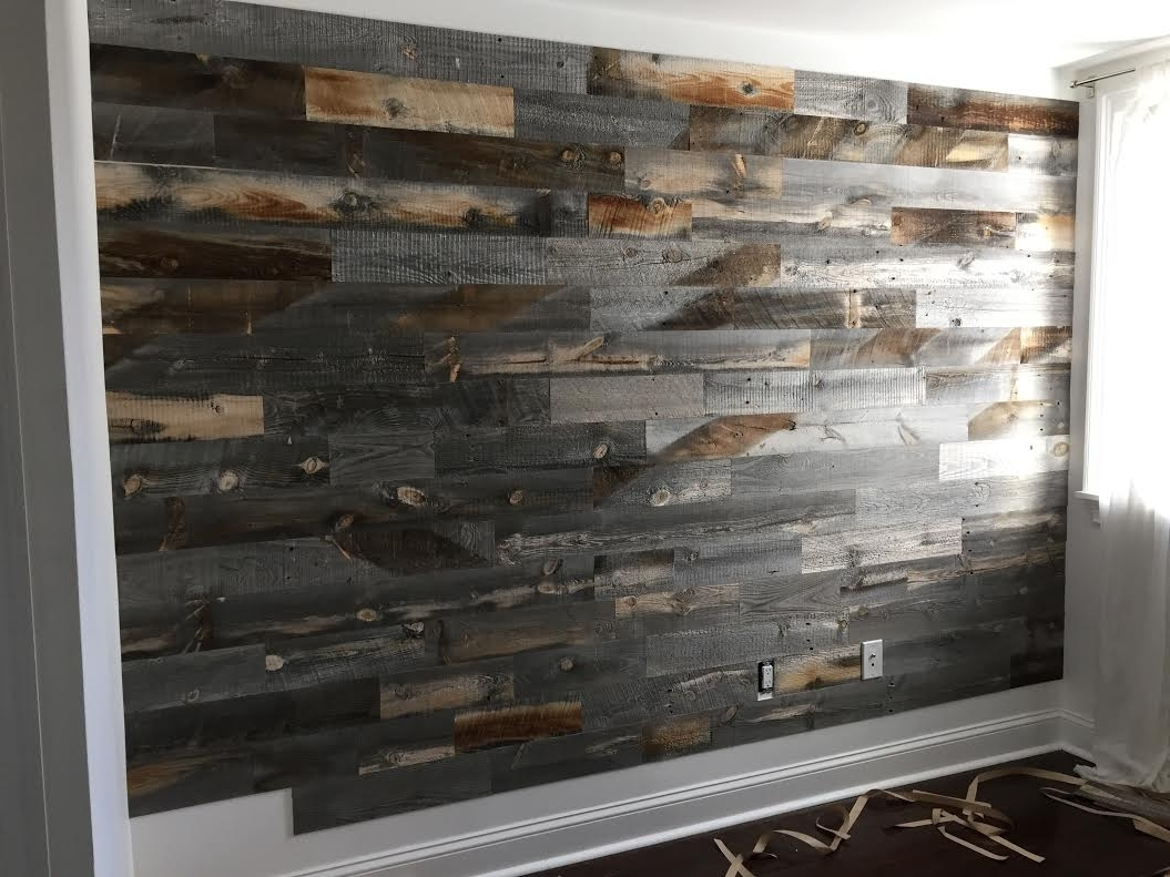 Barn Wood Art Ideas 15 Best Collection Of Reclaimed Wood Wall Accents