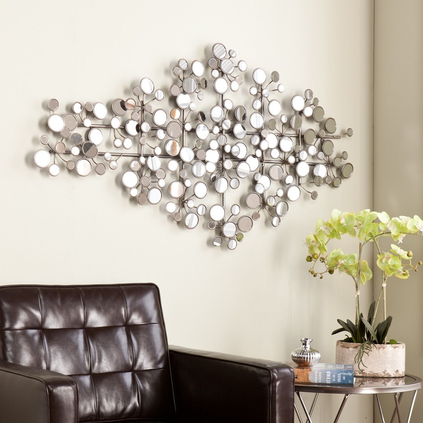 Unique Wall Mirrors Decor 15 Collection Of Mirror Sets Wall Accents