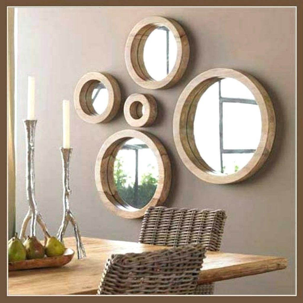 Small Gold Mirror Set 15 Collection Of Mirror Sets Wall Accents