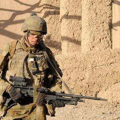 Australia's efforts in Afghanistan begin to fall apart