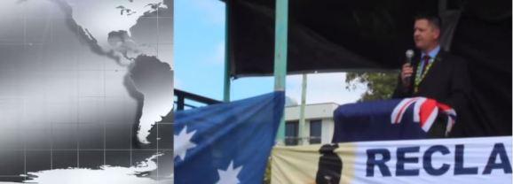 Reclaim Australia speech