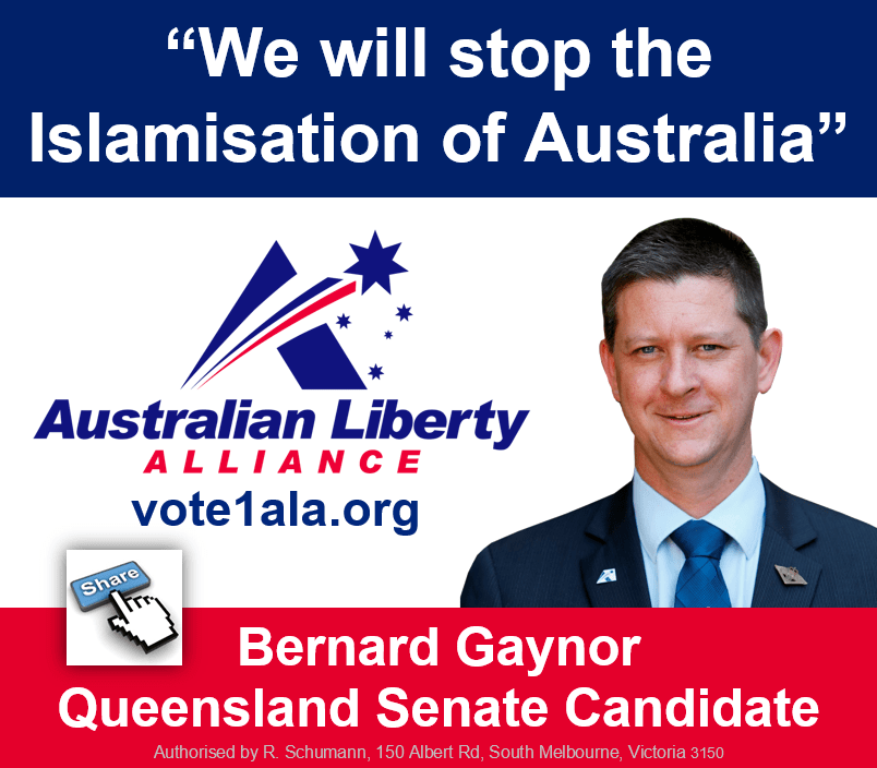 Facebook - We will stop the Islamisation of Australia 2