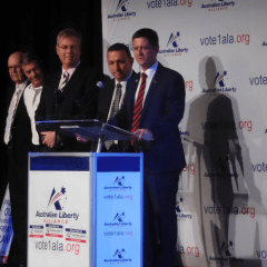Australian Liberty Alliance poised for victory