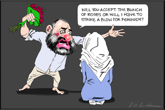 Strike a blow for feminism
