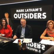 I'll be on Mark Latham's 'Outsiders' tomorrow night