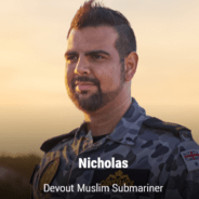 The Royal Australian Navy is advertising for 'devout Muslims'