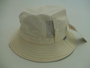 Adams Ivory 100% Cotton Vented Outdoor Fishing Bucket Hat