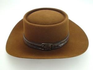 Stetson Revenger 4X Beaver Brown Fur Felt Cowboy Hat