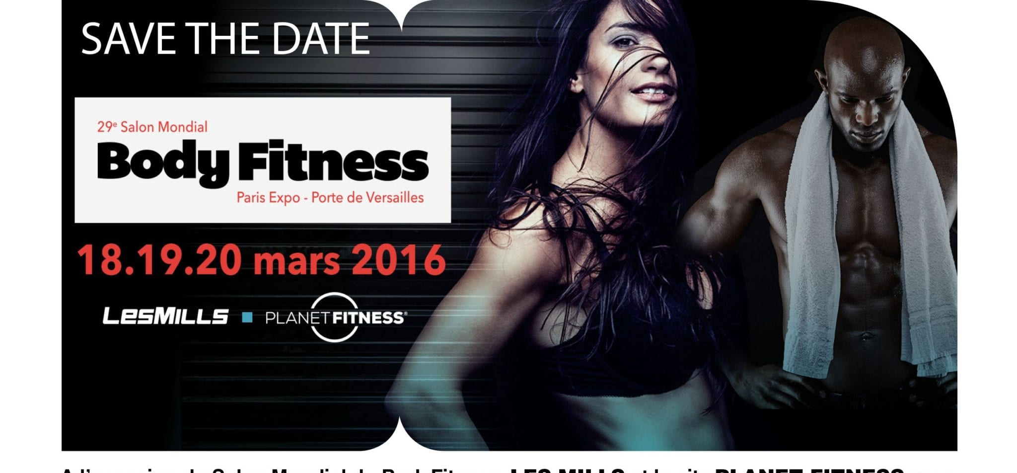 Salon Du Fitness 2017 Les Mills Et Le Site Planet Fitness Au Salon Mondial Du