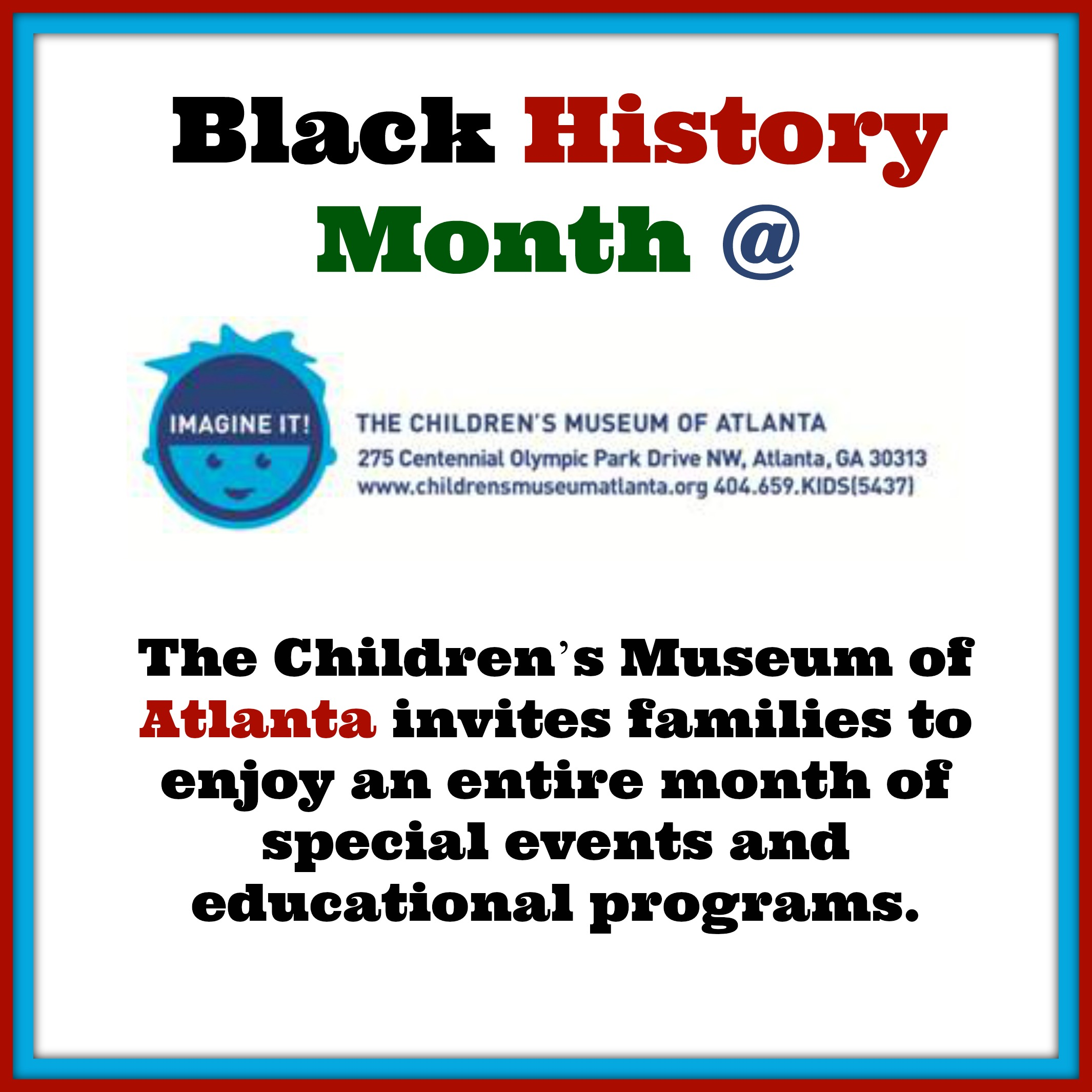 African Hair Shop Bern Black History Month At The Children 39;s Museum Of Atlanta