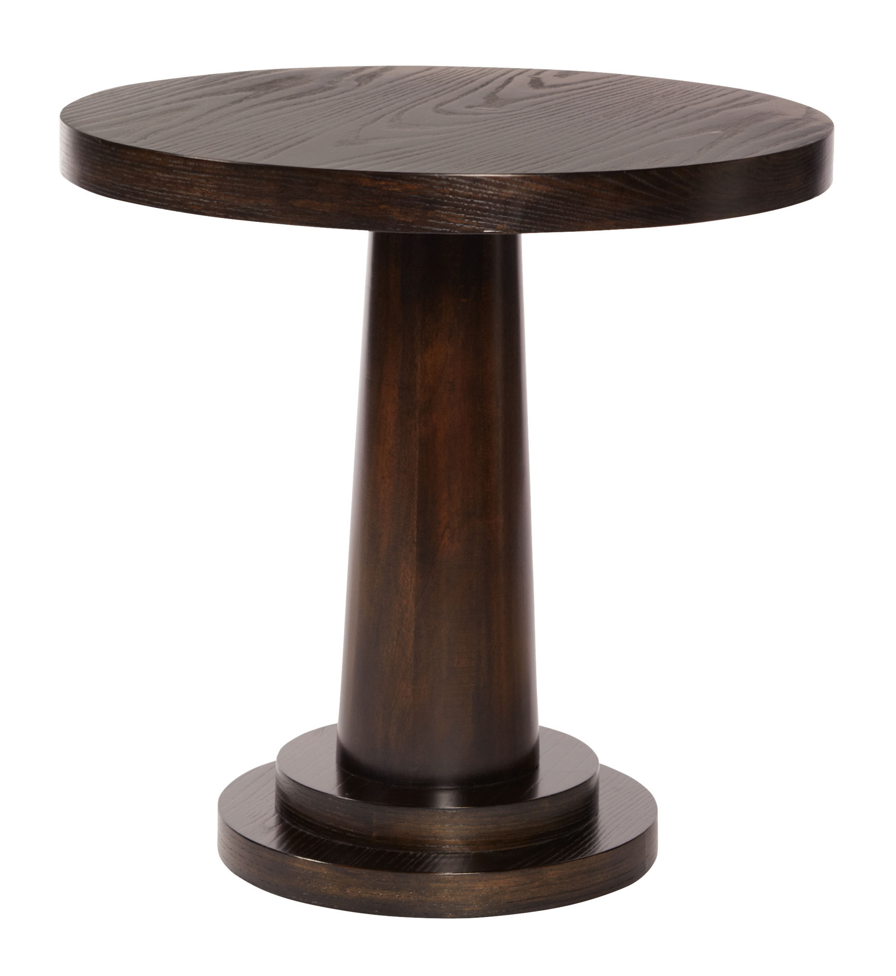 Finish Tables Round End Table Bernhardt