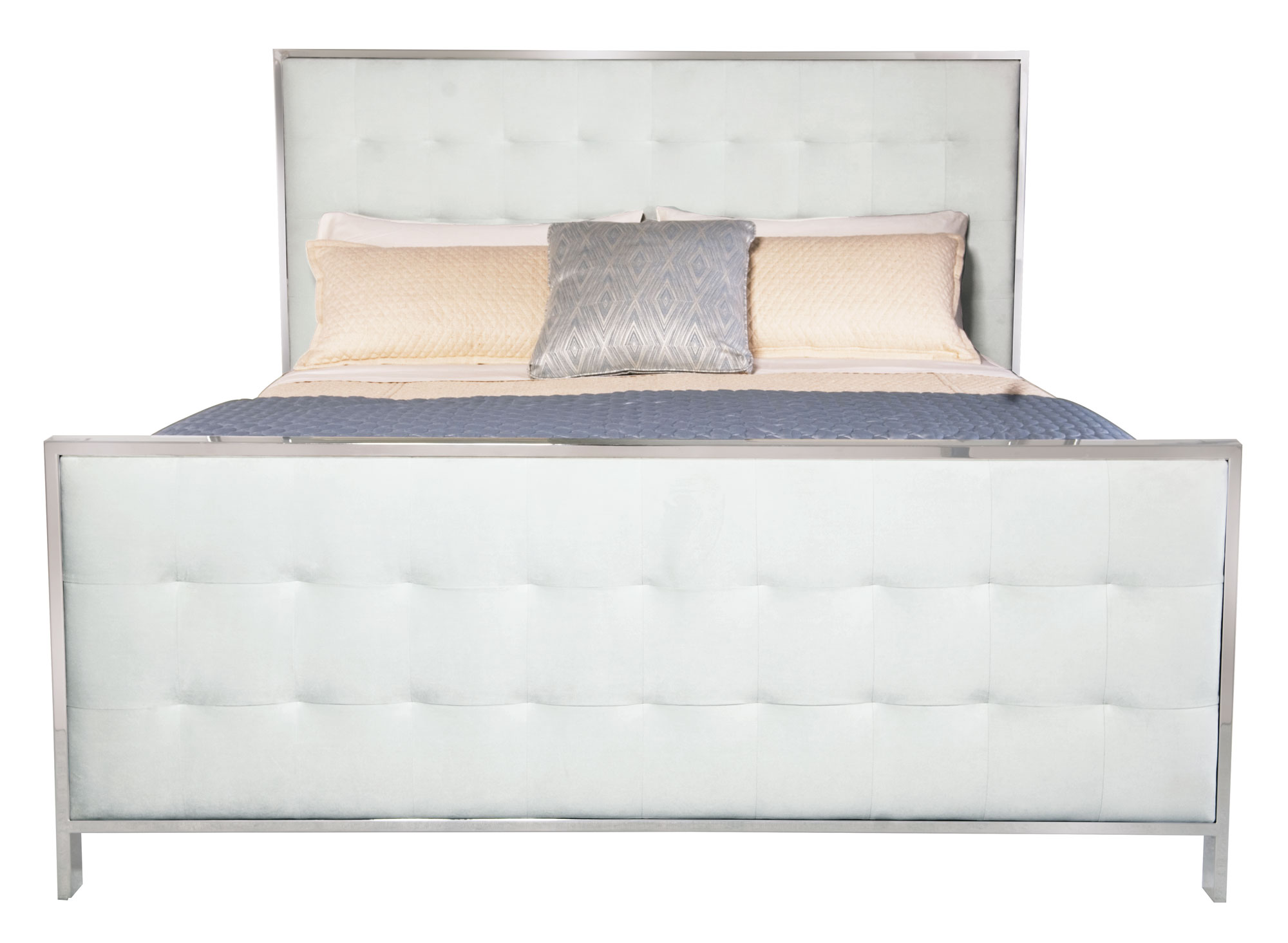 Canadian Furniture Websites Upholstered Panel Bed Bernhardt