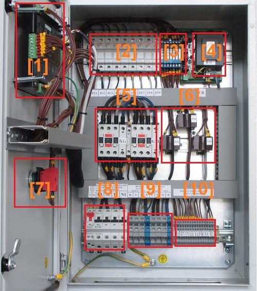 Generator Control Panel Wiring Diagram - Somurich