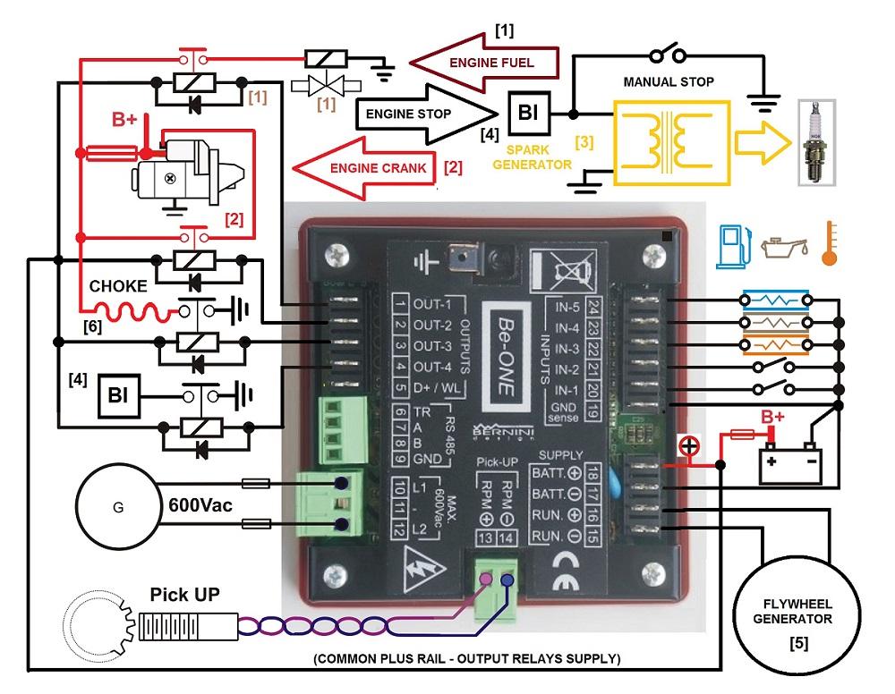 Generator auto start circuit \u2013 generator controller manufacturers