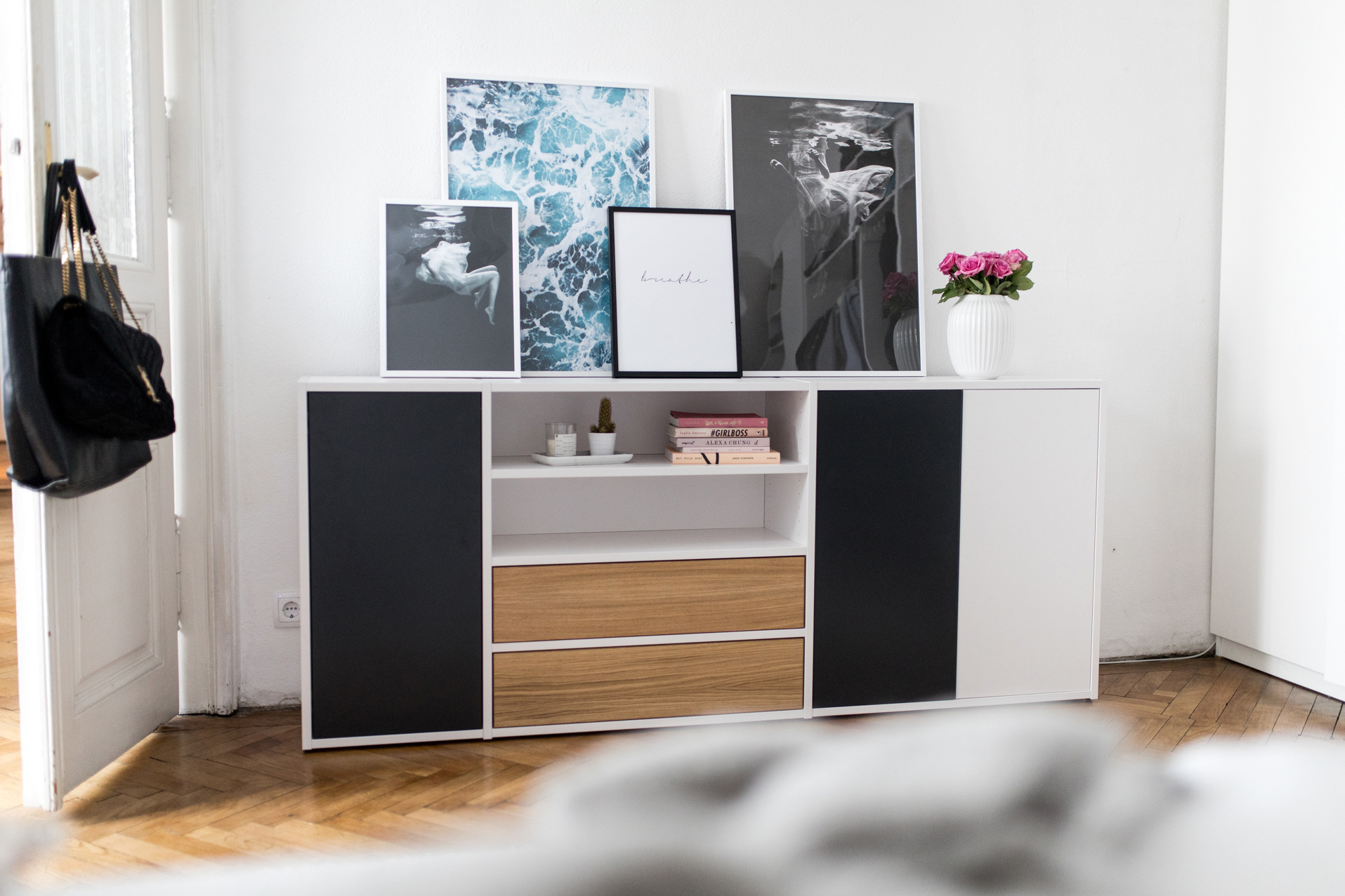 Wohnung Designen Home Update New Sideboard Berries Passion