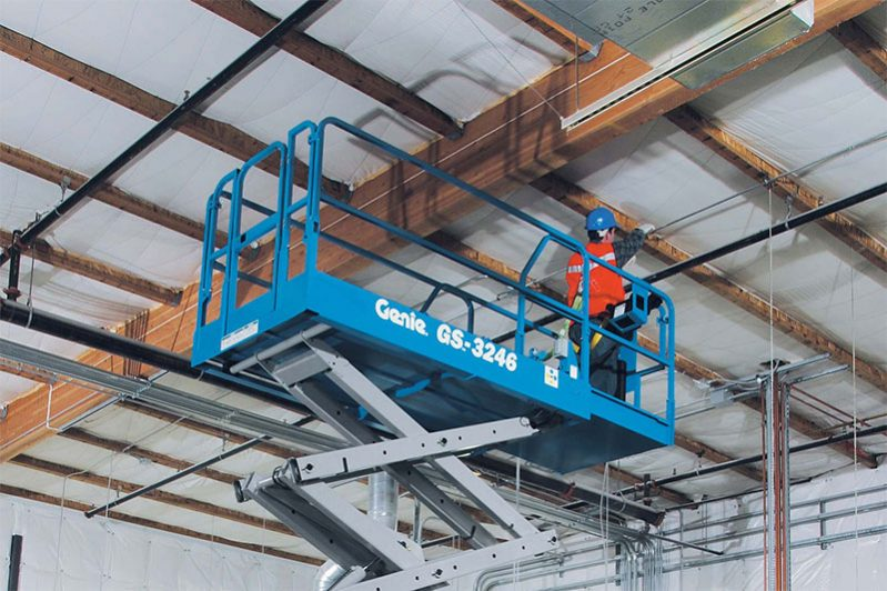 Genie GS 2646 - For Sale in KS - Berry Material Handling