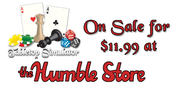 20% off on The Humble Store
