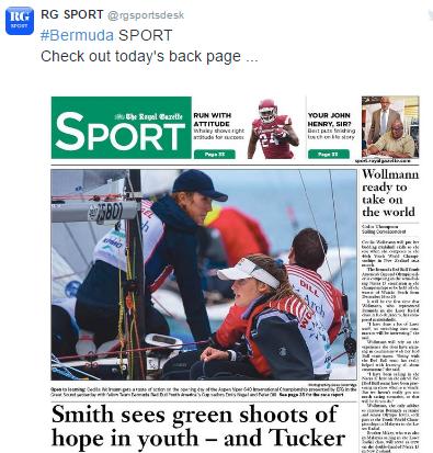 Royal Gazette Sports @rgsportsdesk