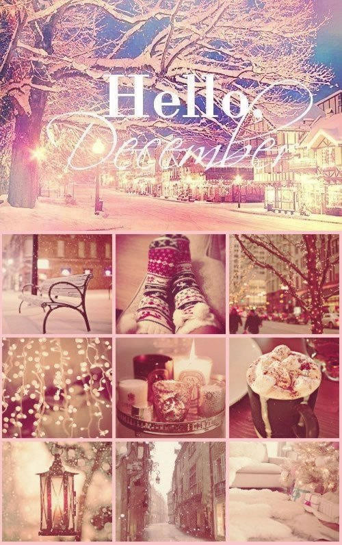 Inspirational Quotes Collage Wallpapers Berta Lippert Inspirational Challenge Hello December
