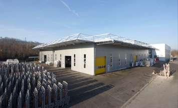 Logistikzentrum Camion Transport AG