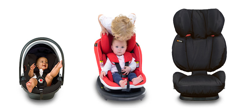 Newborn Car Seat Accessories Which Car Seat For Which Age • Besafe