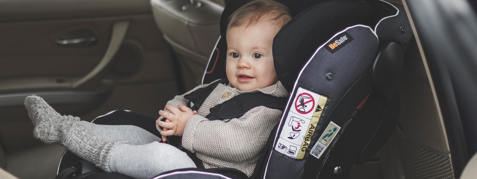 Baby Car Seat Test Izi Plus Best In Test Again Besafe