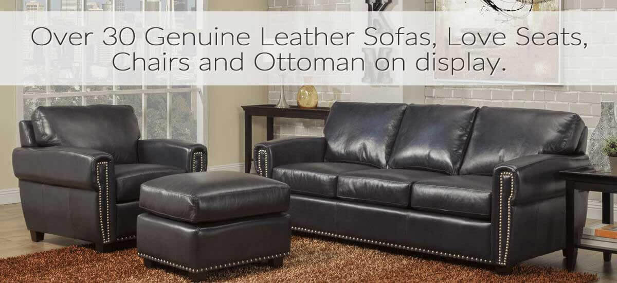 Real Leather Sofa Beds Modern Leather Sofas Couches