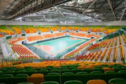 الملاعب الأولمبية