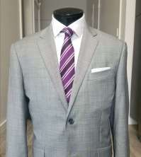 What should you wear with a grey suit? - Bespoke Edge