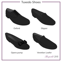 What Shoes To Wear With A Tuxedo? A Guide To The Tux Shoe