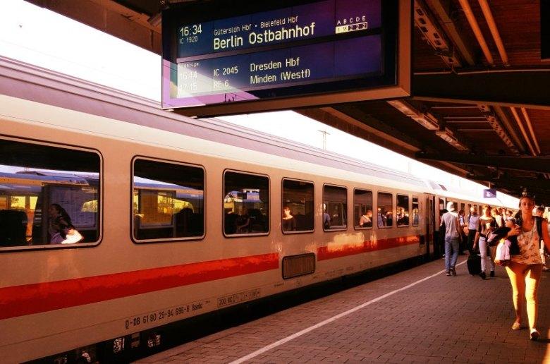 IC1920Köln Berlin