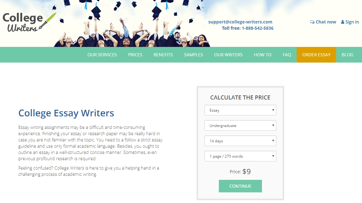 College-Writers Review - Best Essay Writing Services