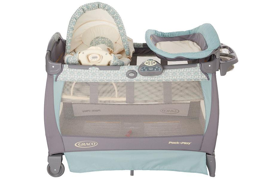 Newborn Bassinet Best Top 6 Best Pack And Play Playards With Bassinet