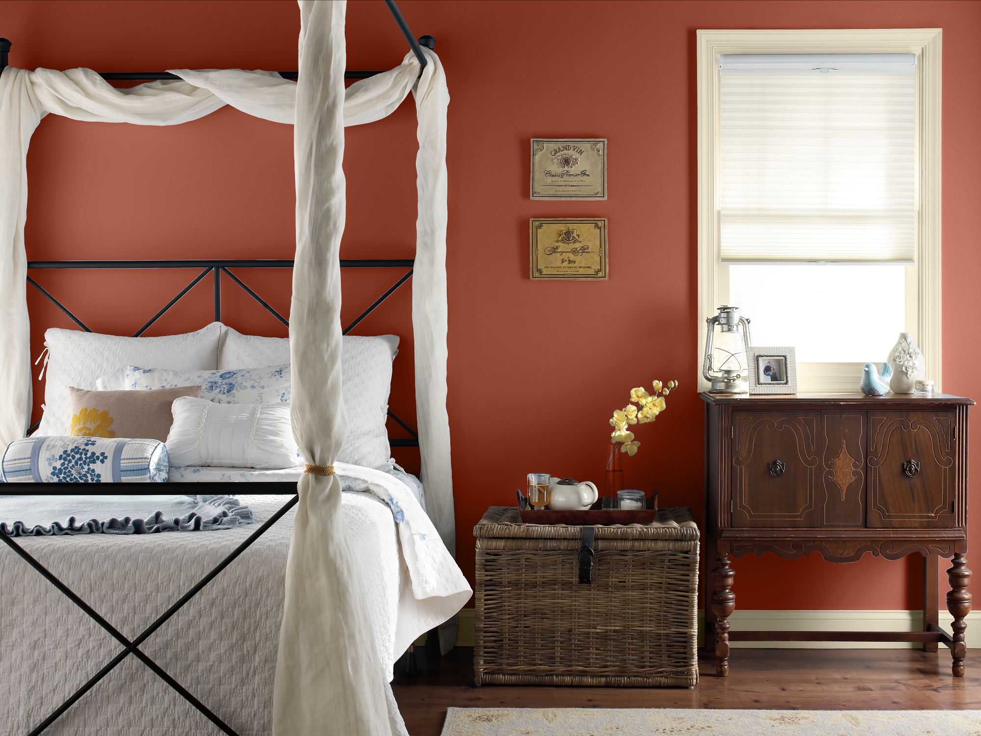 country colors for bedrooms 5