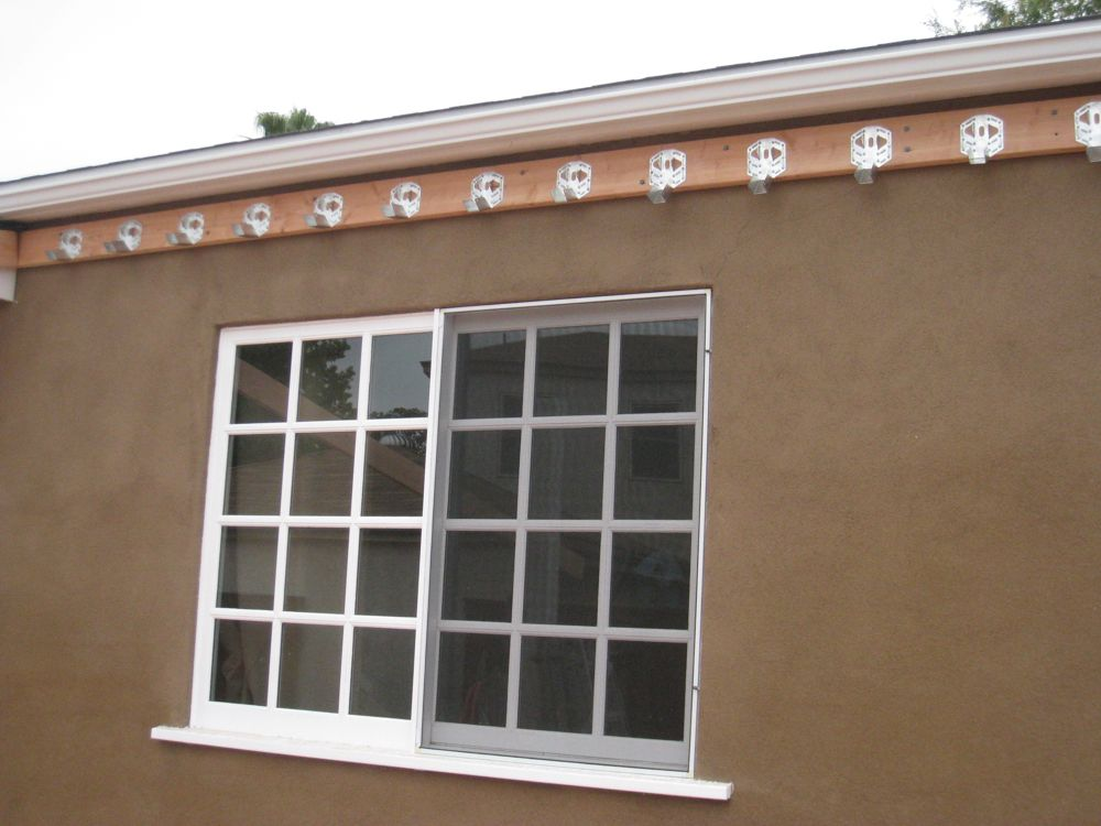 Installing A Ledger For A Patio Cover