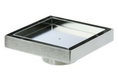 Stainless Steel Square Shower Drain