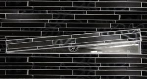 BOANN Modern Tile Linear Drain For Shower - 24 to 36 Inch - FREE SHIPPING
