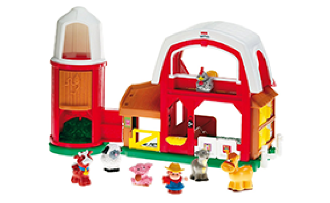 Toy Farm Set For 2 Year Old Boys Girls Best Toys For 2