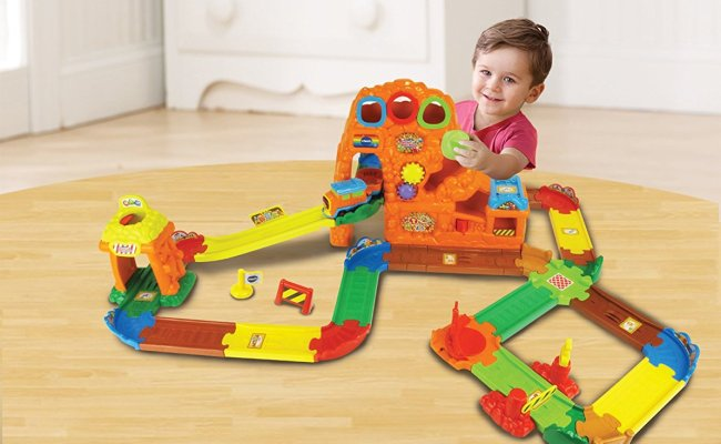 Vtech Toot Toot Drivers Goldmine Best Toys For 2 Year Old