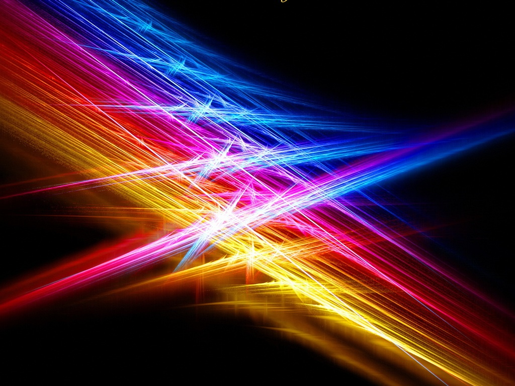 Colourful Iphone X Wallpaper Wallpaper Line Color Light Beams 1920x1200 Hd Picture Image