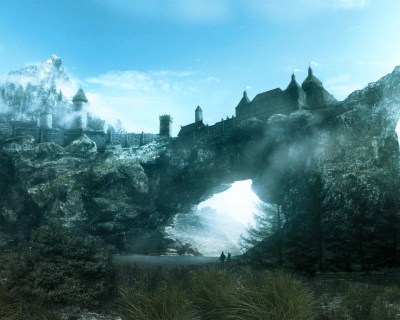 Download Wallpaper 1280x1024 The Elder Scrolls V: Skyrim HD game HD Background