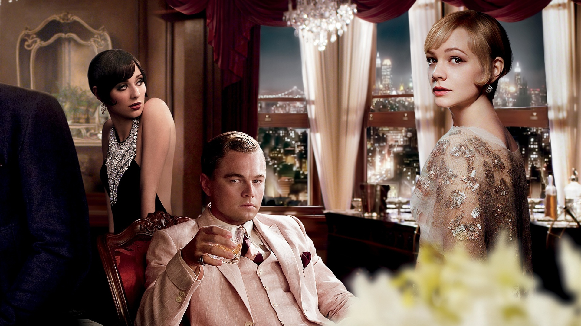 Fast And Furious Iphone 5 Wallpaper Wallpaper The Great Gatsby 2013 Hd 2560x1600 Hd Picture Image