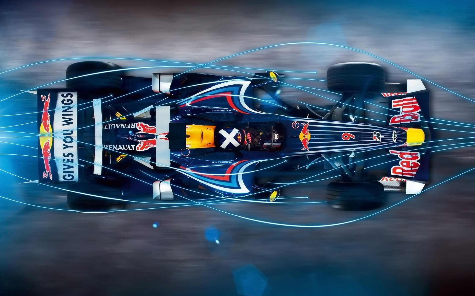Cool Race Car Hd Wallpapers Wallpaper Blue Light Red Bull F1 Car 1920x1440 Hd Picture