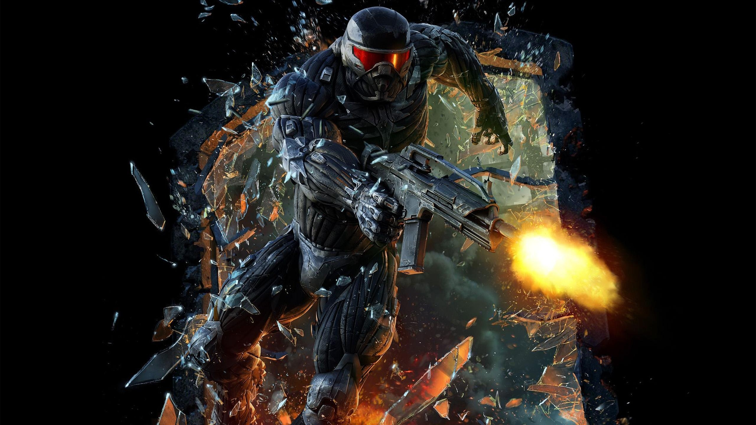 Mass Effect 3 Iphone Wallpaper Wallpaper Crysis 2 Hd 05 2560x1600 Hd Picture Image