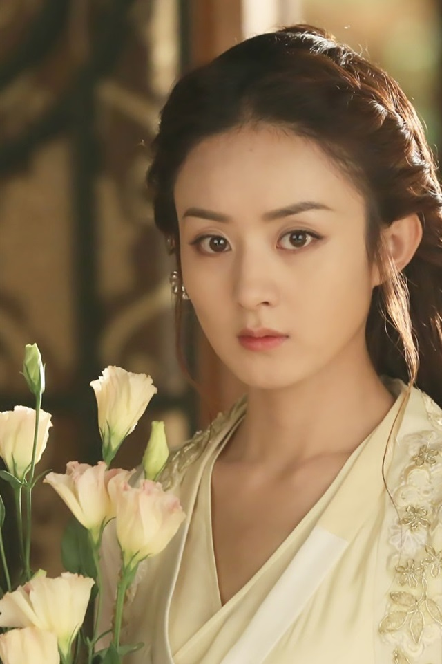 Amazing Iphone X Wallpapers Wallpaper Zhao Liying Chinese Tv Series Princess Agents