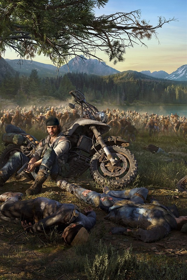 Final Fantasy Girl Hd Wallpaper Wallpaper Ps4 Game Days Gone 2560x1600 Hd Picture Image